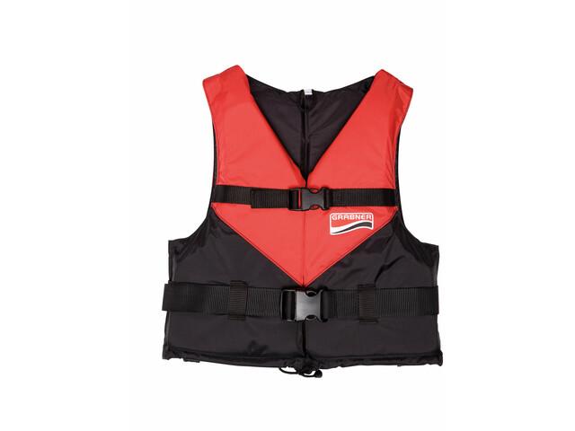 Grabner Viva 2021 Life Jacket 90+ kg black/red